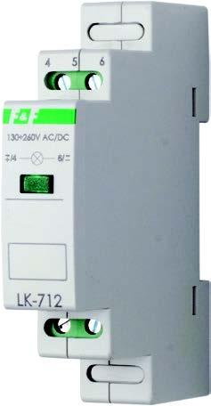 lk Указатель напряжения контрольная лампочка сигнализация  lk 712 Указатель напряжения контрольная лампочка сигнализация наличия одной фазы